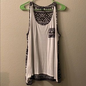 Rue 21 woman's xl tank
